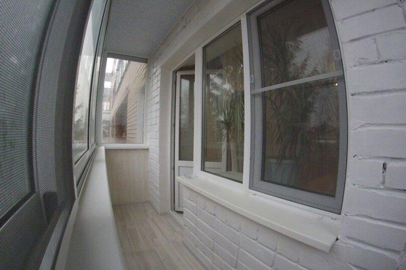 1-комн. квартира, 35 кв.м. на 3 человека, улица Ломоносова, 36, Великий Новгород - Фотография 16