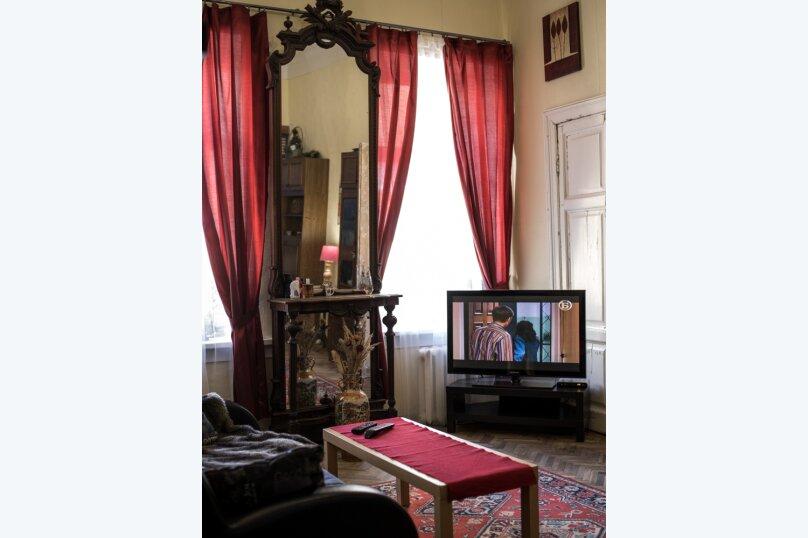 2-комн. квартира, 67 кв.м. на 5 человек, улица Восстания, 40, Санкт-Петербург - Фотография 3