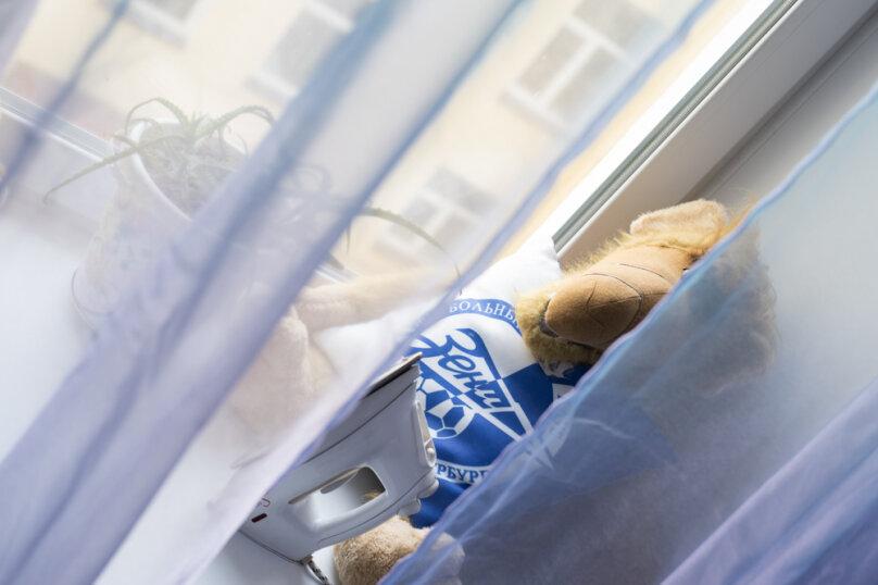 2-комн. квартира, 67 кв.м. на 5 человек, улица Восстания, 40, Санкт-Петербург - Фотография 12
