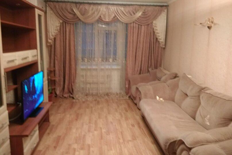 3-комн. квартира, 72 кв.м. на 6 человек, переулок Шаумяна, 1, Феодосия - Фотография 1