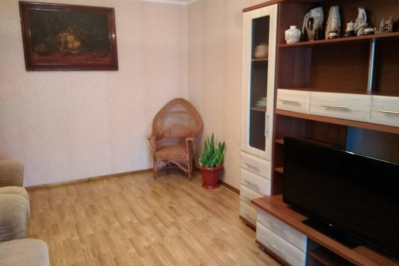 3-комн. квартира, 72 кв.м. на 6 человек, переулок Шаумяна, 1, Феодосия - Фотография 5