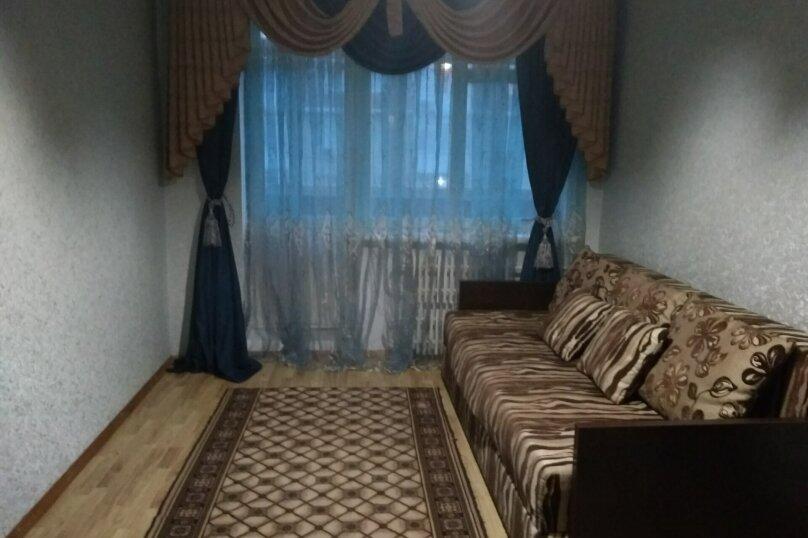 3-комн. квартира, 72 кв.м. на 6 человек, переулок Шаумяна, 1, Феодосия - Фотография 16