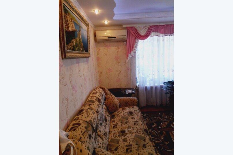 2-комн. квартира, 58 кв.м. на 4 человека, улица Победы, 19, Партенит - Фотография 3