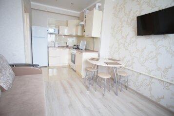 2-комн. квартира, 35 кв.м. на 4 человека, улица Единство, Лазаревское - Фотография 4