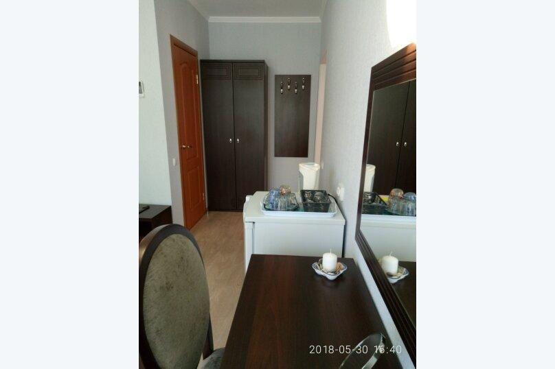 комната  с балконом для размещения 2-х человек, Калинина, 14а, Коктебель - Фотография 21