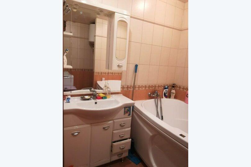 3-комн. квартира, 65 кв.м. на 6 человек, проспект Победы, 72А, Казань - Фотография 7