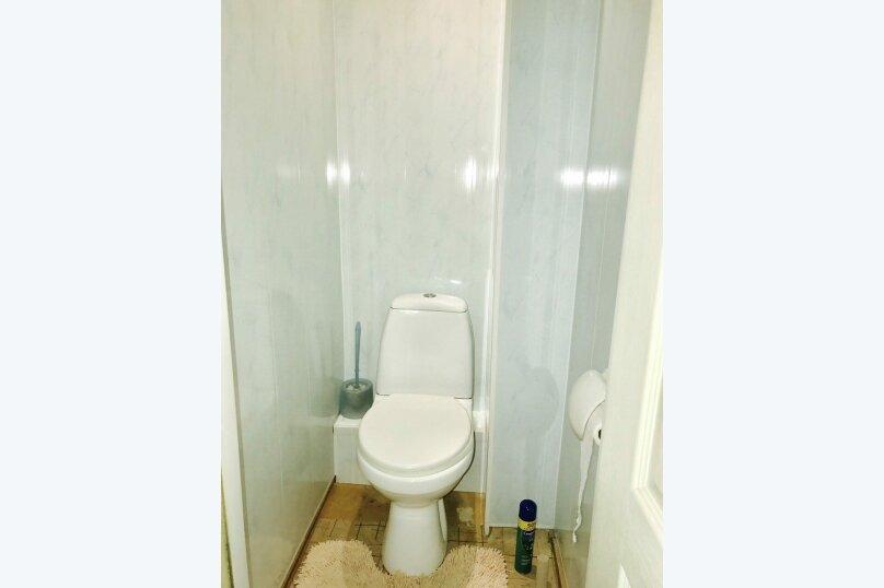 1-комн. квартира, 36 кв.м. на 4 человека, улица Алексеева, 111, Красноярск - Фотография 2