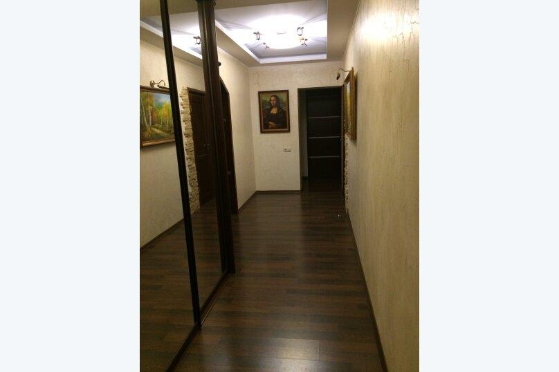3-комн. квартира, 108 кв.м. на 6 человек, Курская улица, 20, Казань - Фотография 2