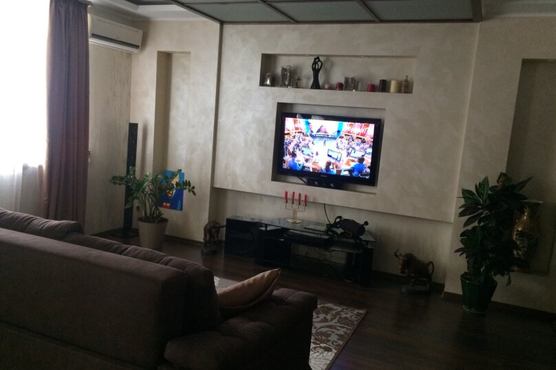 3-комн. квартира, 108 кв.м. на 6 человек, Курская улица, 20, Казань - Фотография 7