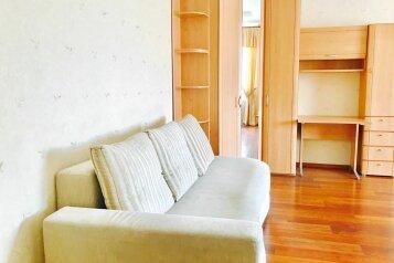 1-комн. квартира, 55 кв.м. на 4 человека, улица Батурина, Красноярск - Фотография 4