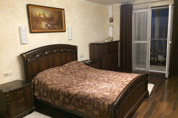3-комн. квартира, 108 кв.м. на 6 человек, Курская улица, 20, Казань - Фотография 1