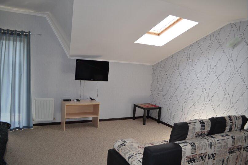 Номер люкс - студио с кухонным уголком, улица Шереметьева, 4, Геленджик - Фотография 2