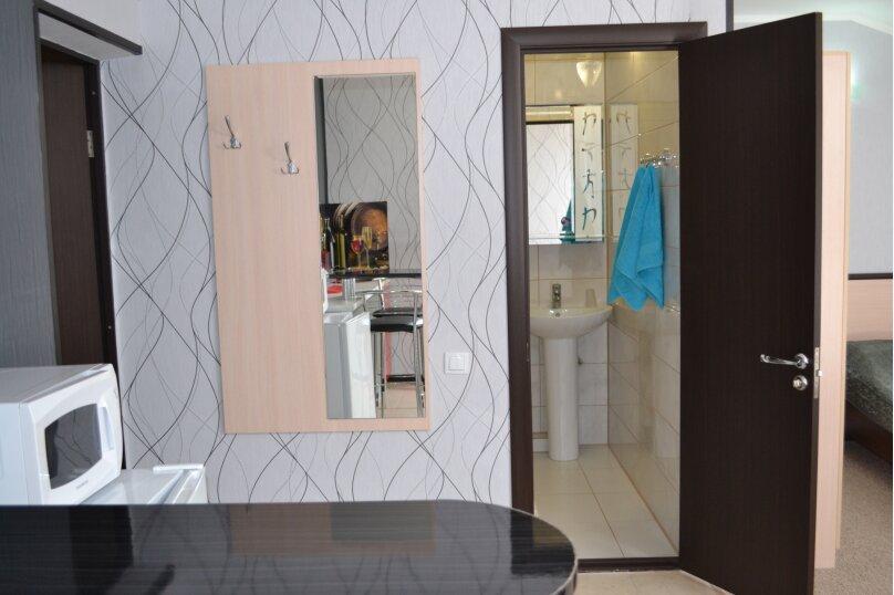 Номер люкс - студио с кухонным уголком, улица Шереметьева, 4, Геленджик - Фотография 4