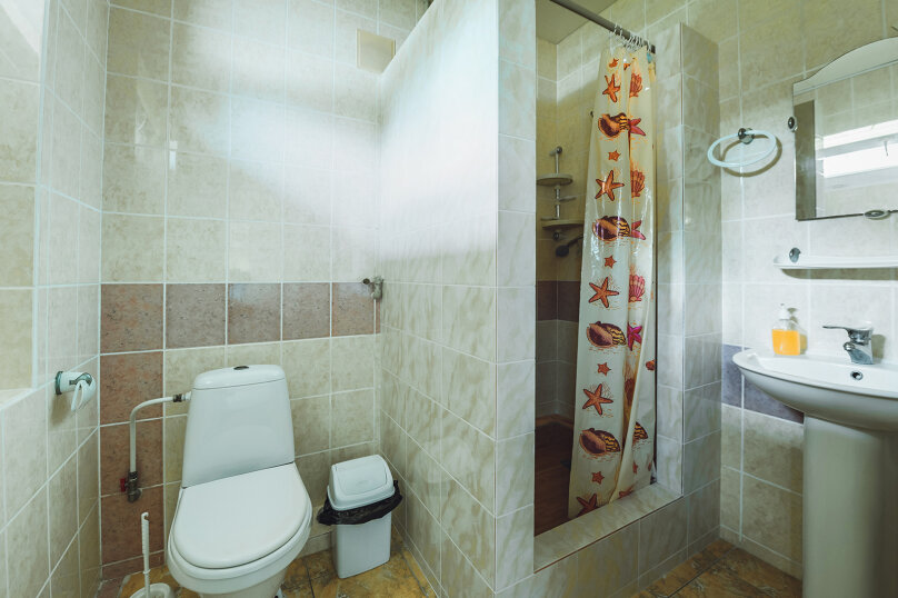 """Частный дом """"Восточный уголок"""", Заречная улица, 16А на 5 комнат - Фотография 67"""
