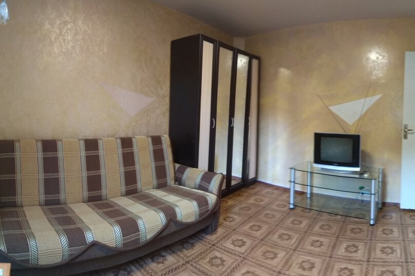 1-комн. квартира, 46 кв.м. на 3 человека, Тенистая улица, 19, Даниловка - Фотография 10