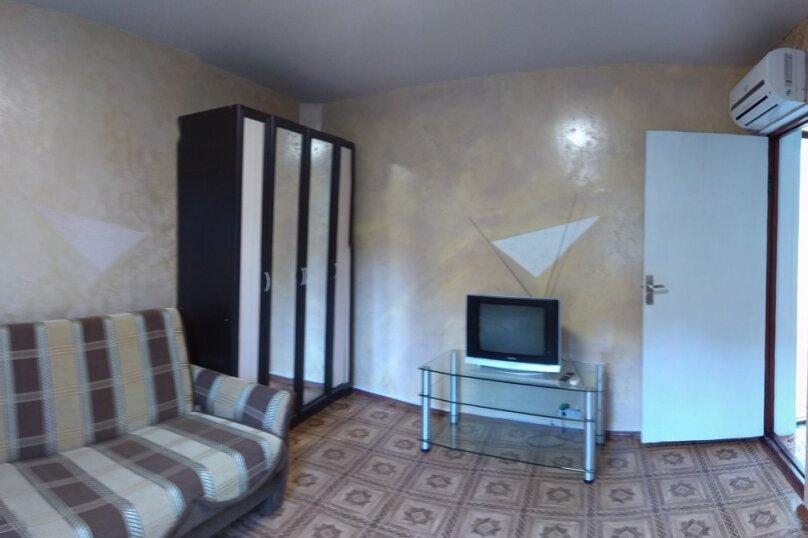 1-комн. квартира, 46 кв.м. на 3 человека, Тенистая улица, 19, Даниловка - Фотография 11