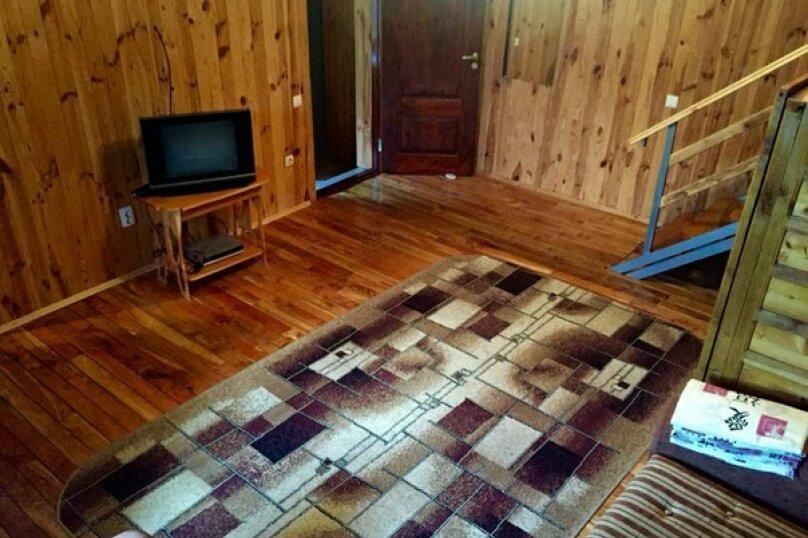 Дом, 55 кв.м. на 5 человек, 2 спальни, улица Шулейкина, 27, Кацивели - Фотография 7