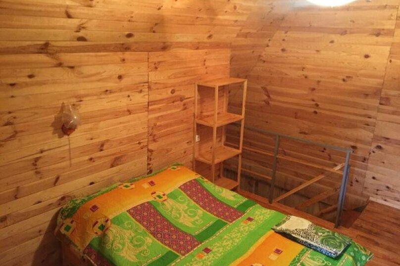 Дом, 55 кв.м. на 5 человек, 2 спальни, улица Шулейкина, 27, Кацивели - Фотография 12