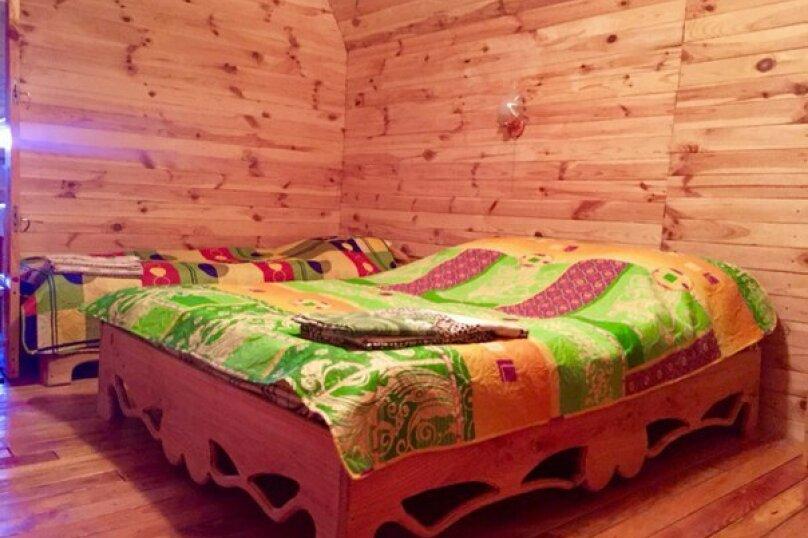 Дом, 55 кв.м. на 5 человек, 2 спальни, улица Шулейкина, 27, Кацивели - Фотография 14