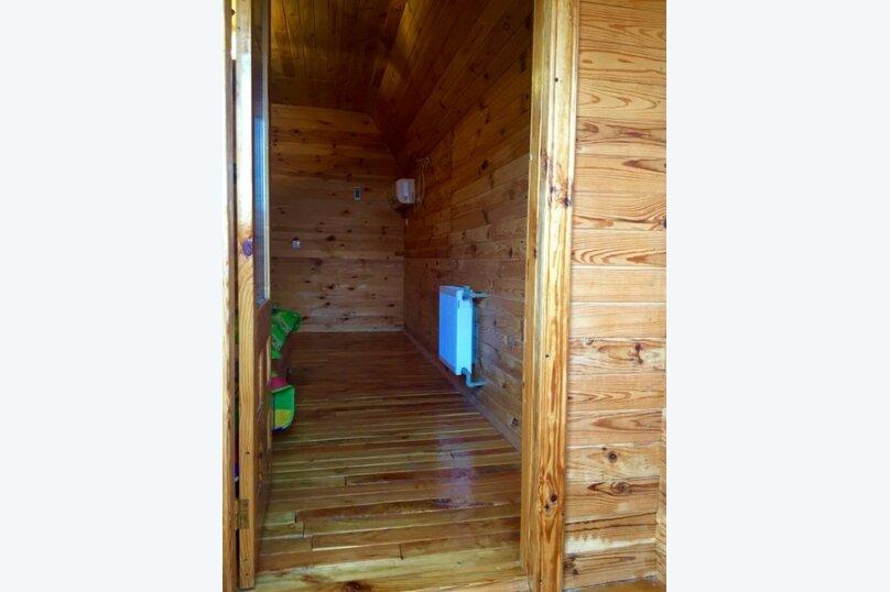 Дом, 55 кв.м. на 5 человек, 2 спальни, улица Шулейкина, 27, Кацивели - Фотография 15