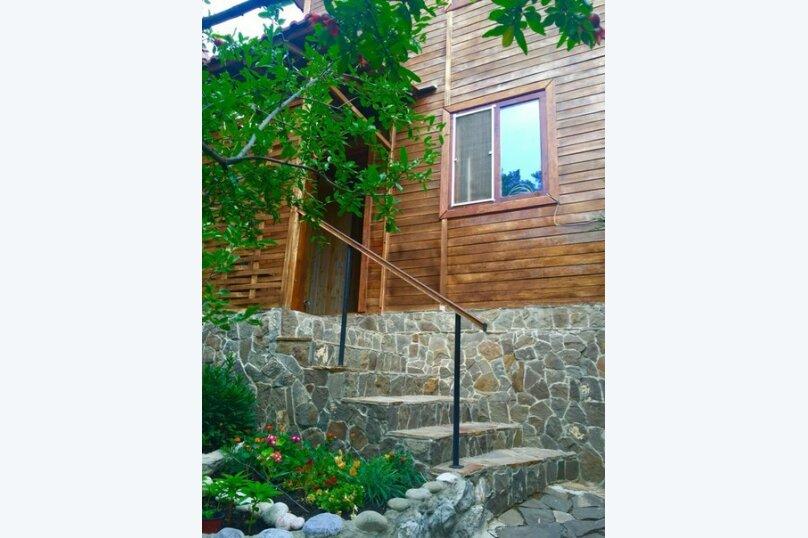 Дом, 65 кв.м. на 5 человек, 2 спальни, Шулейкина, 27, Кацивели - Фотография 2