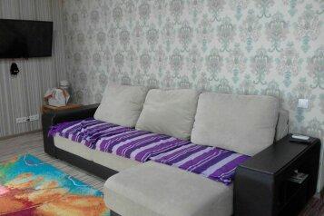 1-комн. квартира, 42 кв.м. на 3 человека, улица Базарова, Волгоград - Фотография 1
