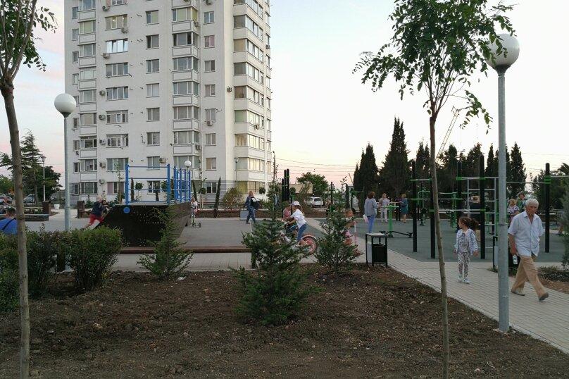 2-комн. квартира, 55 кв.м. на 5 человек, проспект Героев Сталинграда, 17, Севастополь - Фотография 19