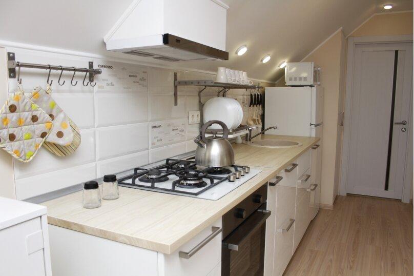 1-комн. квартира, 35 кв.м. на 4 человека, Восточный переулок, 35, Геленджик - Фотография 3