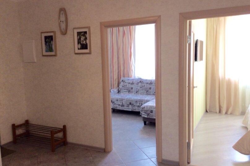 2-комн. квартира, 73 кв.м. на 6 человек, Крымская улица, 274, Анапа - Фотография 18