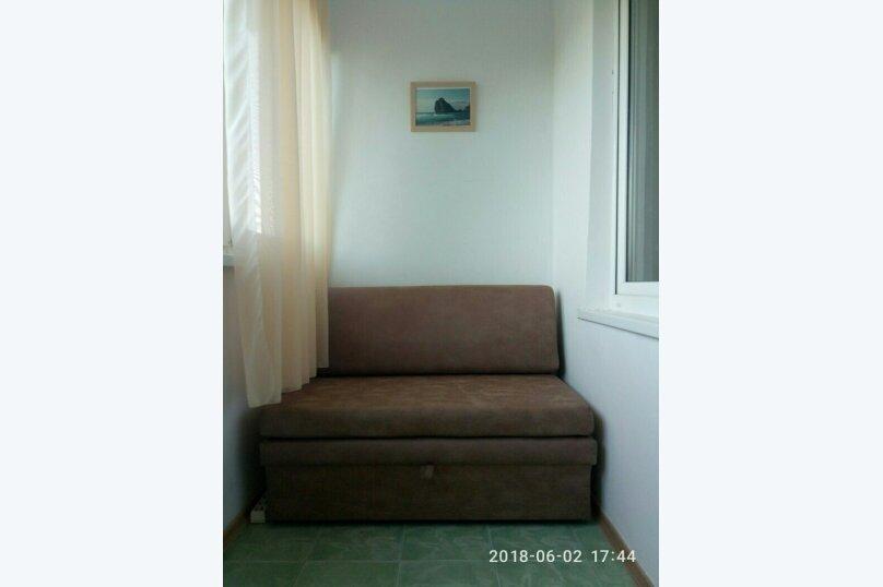 1-комн. квартира, 31 кв.м. на 4 человека, Западная, 18, Алупка - Фотография 6