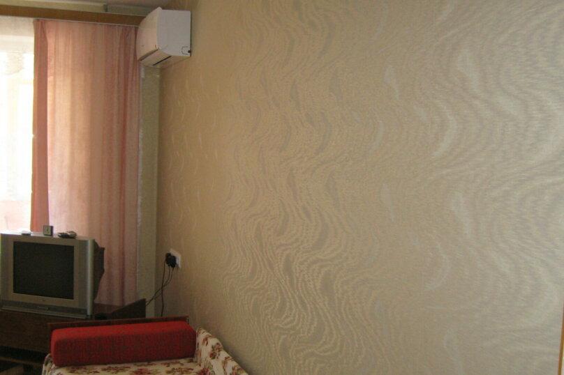 1-комн. квартира, 40 кв.м. на 3 человека, проспект Октябрьской Революции, 32, Севастополь - Фотография 10