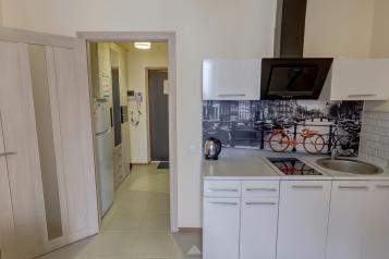 1-комн. квартира, 28 кв.м. на 4 человека, бульвар Менделеева, 9к1, Санкт-Петербург - Фотография 3
