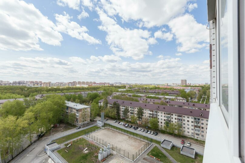 2-комн. квартира, 64 кв.м. на 6 человек, проезд Геологоразведчиков, 44А, Тюмень - Фотография 14