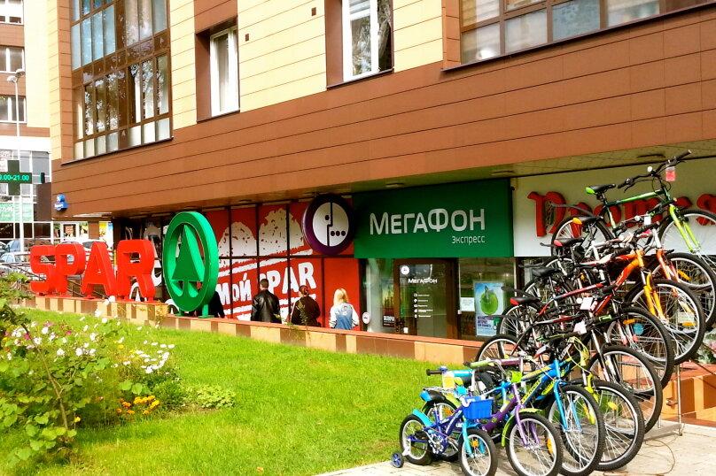 1-комн. квартира, 50 кв.м. на 2 человека, улица Горького, 96к1, Калининград - Фотография 2