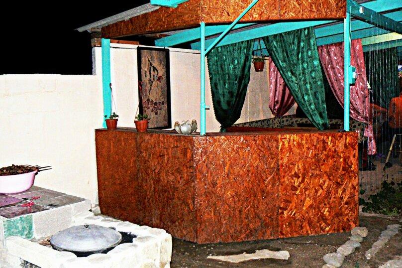 Дом, 110 кв.м. на 10 человек, 3 спальни, маштака исы, 5, село Веселое - Фотография 5