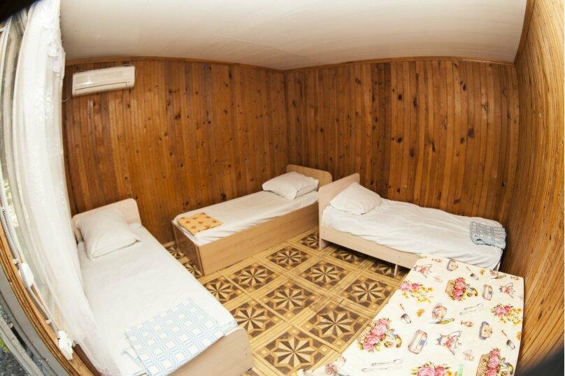 Эконом 1, 20 кв.м. на 3 человека, 1 спальня, улица Победы, 150, Ейск - Фотография 5
