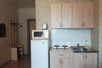 1-комн. квартира, 24 кв.м. на 2 человека, улица В.М. Комарова, Прикубанский округ, Краснодар - Фотография 1