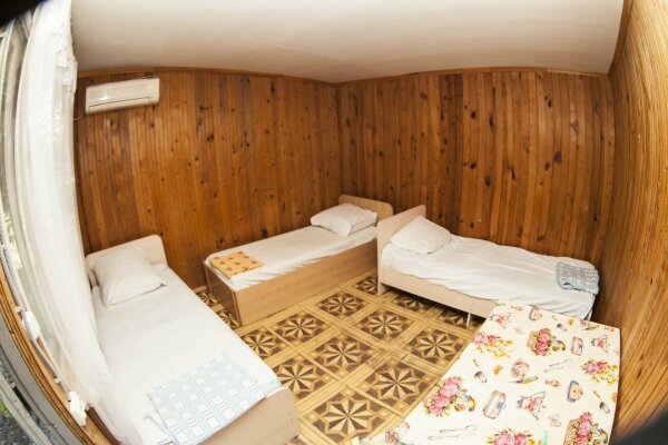 эконом 2, 20 кв.м. на 3 человека, 1 спальня