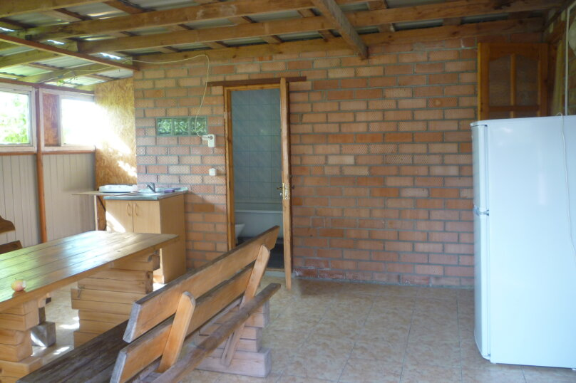5-ти местный стандартный домик, Делегатская, 82 А, Должанская - Фотография 5