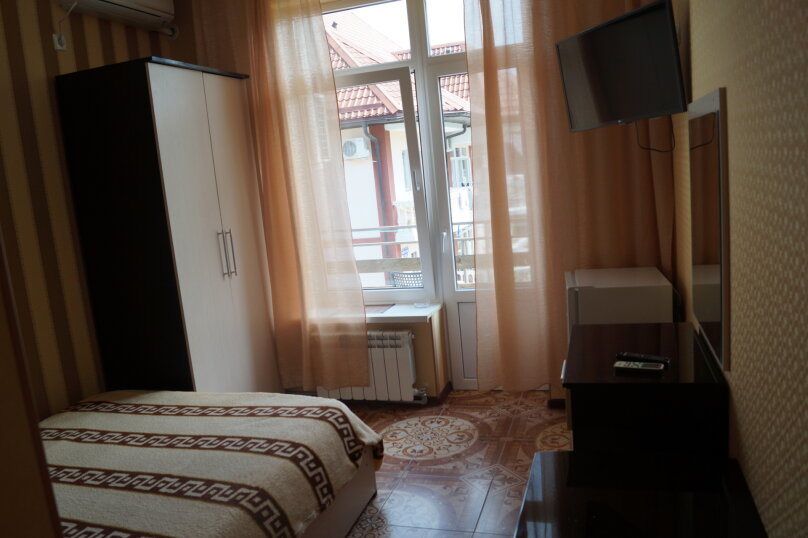 Полулюкс двухместный, улица Сьянова, 34, Лазаревское - Фотография 1