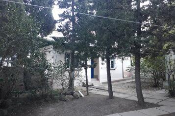 Дом, 20 кв.м. на 3 человека, 2 спальни, Набережная улица, 24А, дом 40А, Алушта - Фотография 1