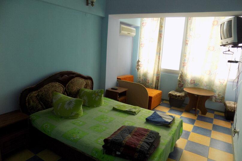 1-но комн номер в 10 метрах от моря, 26 кв.м. на 3 человека, 1 спальня, Ленина, 35-б, Алупка - Фотография 12