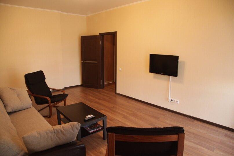 2-комн. квартира, 64 кв.м. на 6 человек, улица Орджоникидзе, 22, Геленджик - Фотография 8