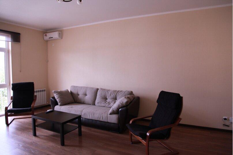 2-комн. квартира, 64 кв.м. на 6 человек, улица Орджоникидзе, 22, Геленджик - Фотография 12