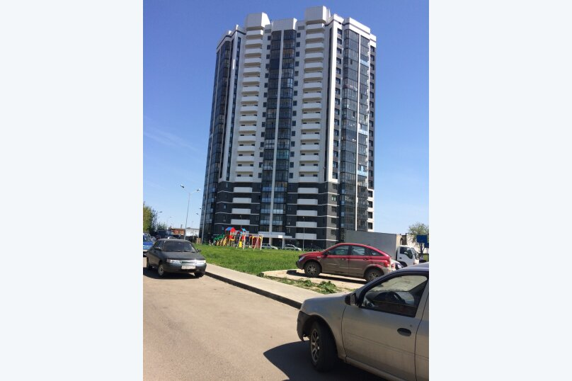 2-комн. квартира, 70 кв.м. на 10 человек, Гвардейская улица, 59А, Казань - Фотография 3