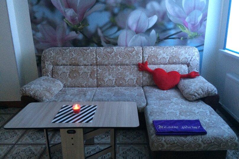 2-комн. квартира, 70 кв.м. на 10 человек, Гвардейская улица, 59А, Казань - Фотография 5