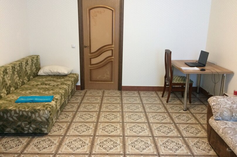 2-комн. квартира, 70 кв.м. на 10 человек, Гвардейская улица, 59А, Казань - Фотография 13