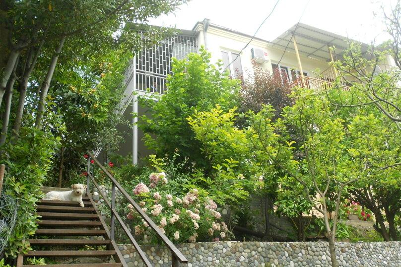 Уютный дом в центре Гагры, Апсны, 25-а на 7 комнат - Фотография 24