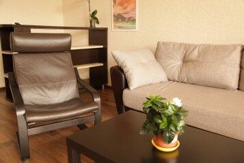 2-комн. квартира, 64 кв.м. на 6 человек, улица Орджоникидзе, Геленджик - Фотография 4