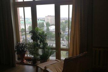 2-комн. квартира, 100 кв.м. на 5 человек, площадь Гагарина, 6/87, Ростов-на-Дону - Фотография 2